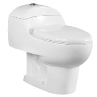 one piece toilet  RD2126