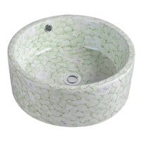 porcelain  color wash basin RD2504